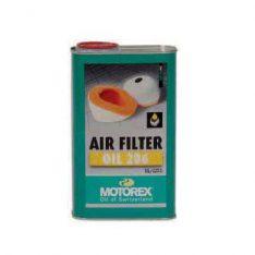 OLIO FILTRI ARIA MOTOREX