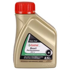 OLIO FRENI CASTROL REACT DOT4 0.5 LT