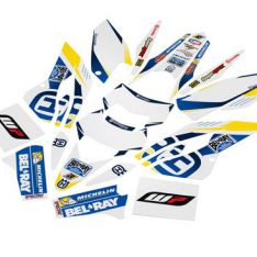 KIT GRAFICHE FACTORY ENDURO HUSQVARNA TE-FE 14-16