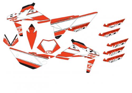 KIT GRAFICHE BETA RR 2T-4T 2016