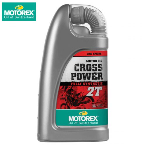 OLIO MOTOREX CROSS POWER 2T