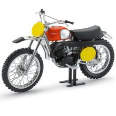 MODELLINO HUSQVARNA CROSS 400 1970 B.ABERG REPLICA 2017