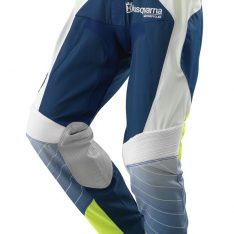 OUTLET PANTALONE MX RAILED PANTS BIANCO HUSQVARNA 2016