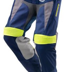 OUTLET PANTALONE RAILED PANTS GIALLO HUSQVARNA 2017