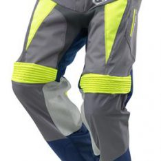 OUTLET PANTALONE RAILED PANTS BIANCO HUSQVARNA 2017