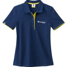 POLO GIRLS BASIC LOGO DONNA HUSQVARNA