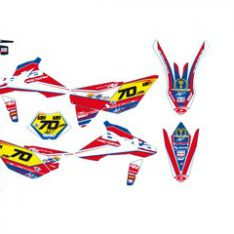 KIT DECALCO REPLICA HOLCOMBE WORLD CHAMPION RR 2T-4T 13-17