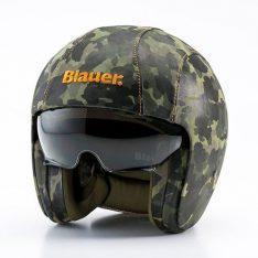 CASCO BLAUER PILOT 1.1 PELLE