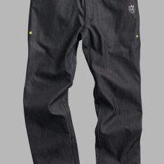 PANTALONE PROGRESS JEANS HUSQVARNA SHORT