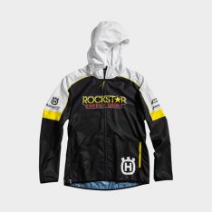 GIACCA ANTIVENTO HUSQVARNA FACTORY TEAM WINDBREAKER ROCKSTAR