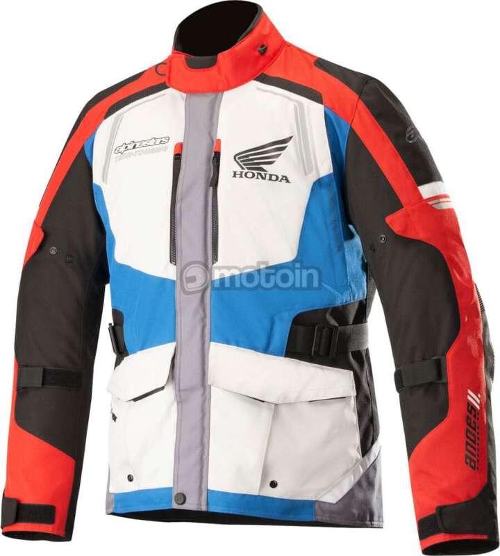 Giacca Alpinestars Andes V2 Drystar Honda Ragni Moto